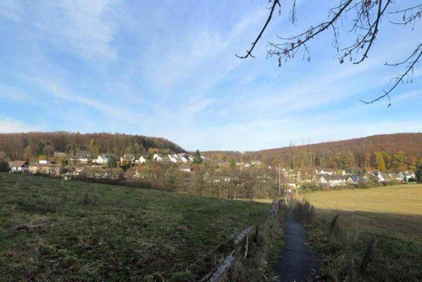 Ortschaft Siebenstern
