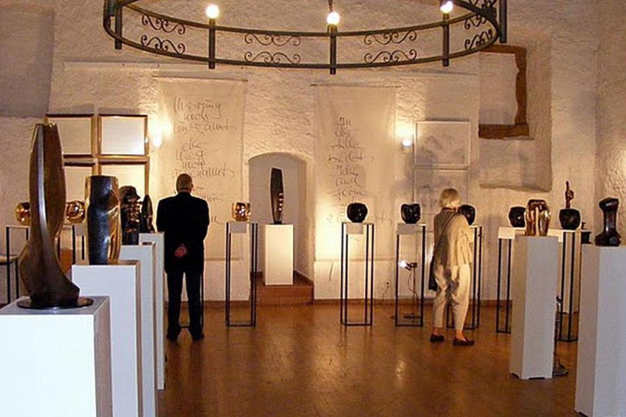 Ausstellungen im Rittersaal