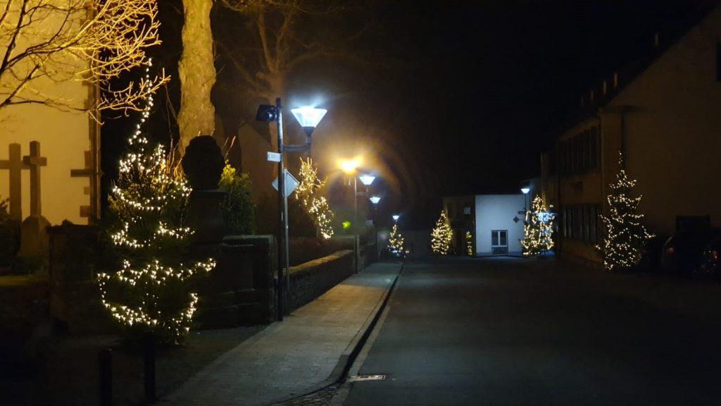 Weihnachtszauber in Dringenberg
